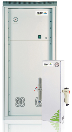 Used PEAK NM18-420L Nitrogen Generator